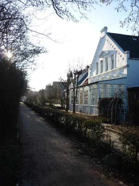 Am Rosengarten