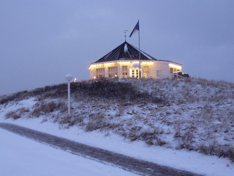 Marienhöhe im Winter