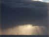 Wolken mit Regen im Gepäck