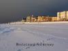 Weststrand im Winter